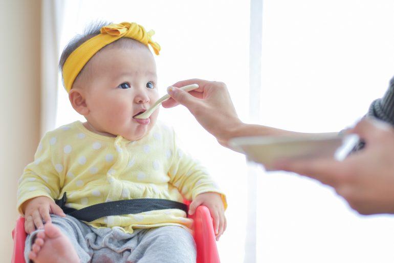 1.虫歯菌の感染を防ぐ