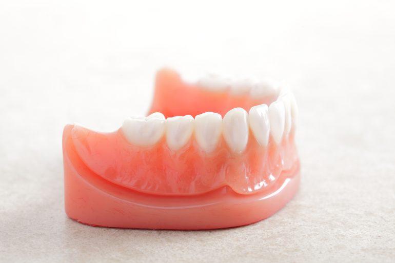 入れ歯治療へのこだわり