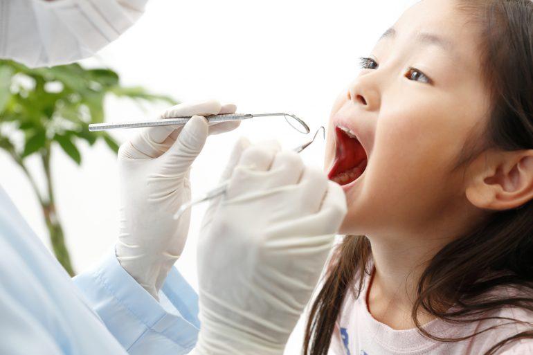 まずは歯医者さんに慣れるところから