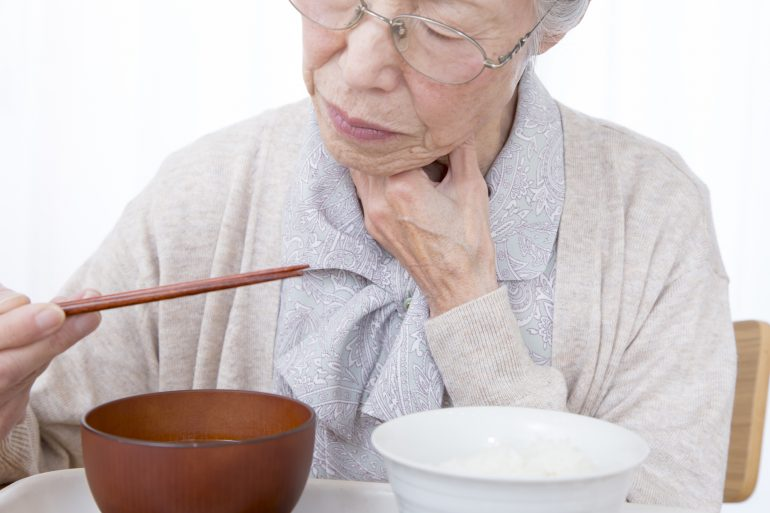 高齢者の口腔内環境の特徴