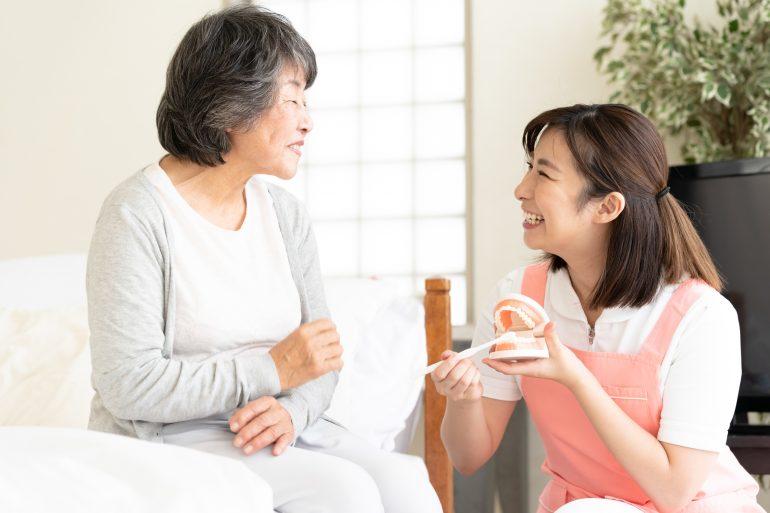 口腔機能と健康の深い関係